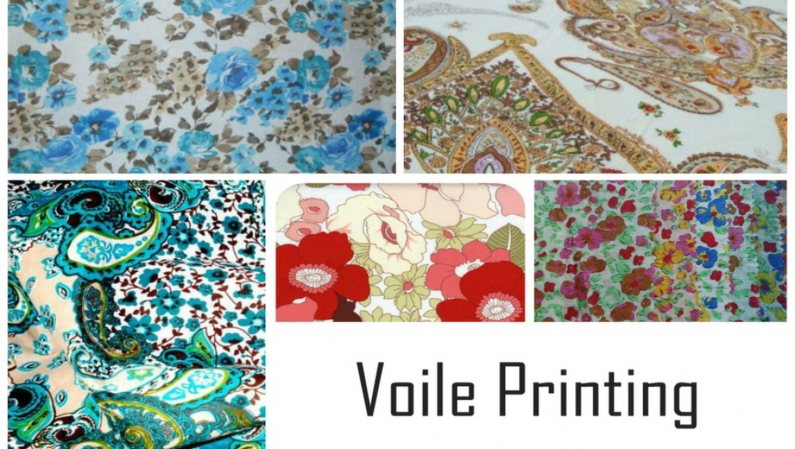 Voile fabric printing mrg exports for Voile fabric